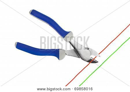 Pliers And Cable