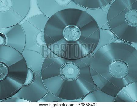 Cd Dvd Db Bluray Disc