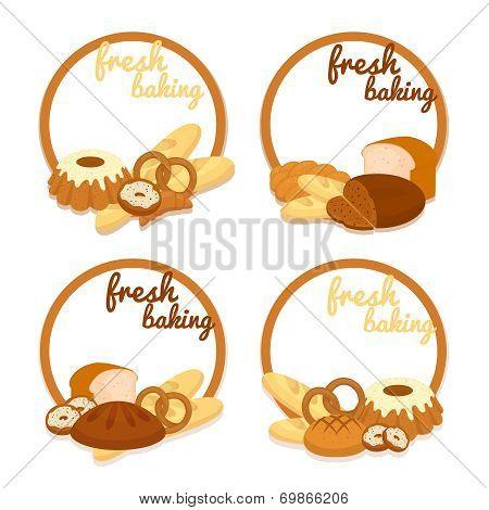 Fresh Baking price badges