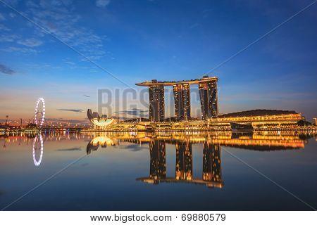 Singapore Marina Bay Sand