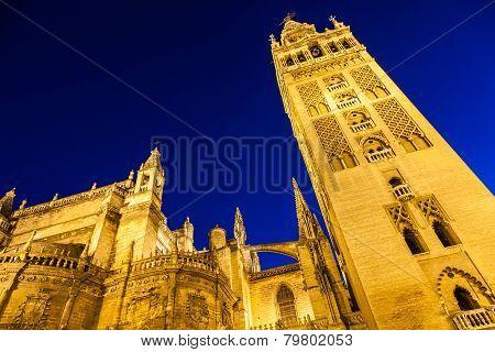 Giralda Of Seville - Spain