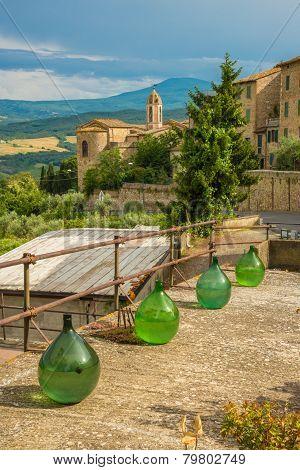 Castiglione D'orcia View