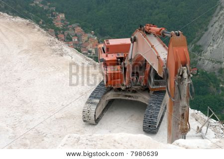 Digger On The Edge