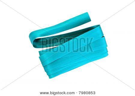 Turquoise Bias Binding