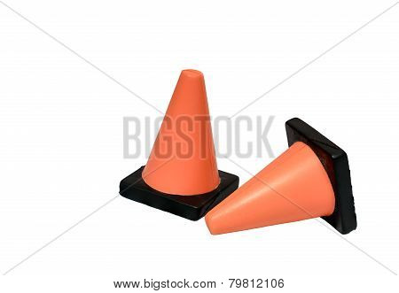 Tipped Safety Cone