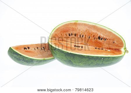 Watermelon And Slice