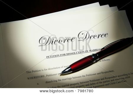 Divorce Pen