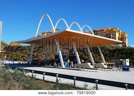 Toll Plaza, Calahonda.
