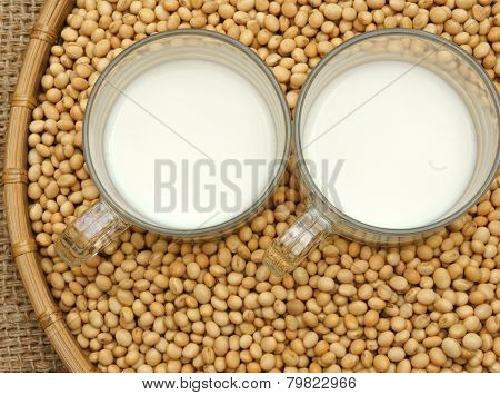 Soybean, Soymilk, Nutrition Beverage