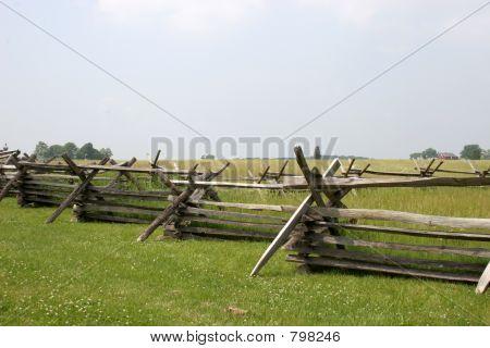 Calendar Fence