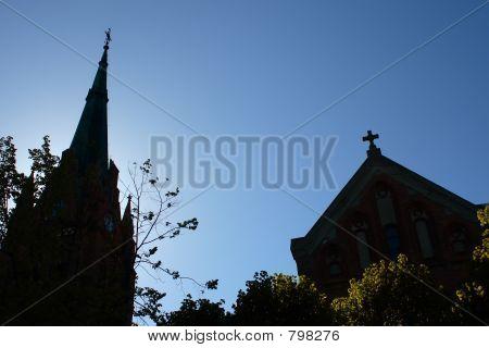 Catholic church in Palanga