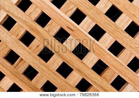Spruce Lattice Wooden Texture Pattern