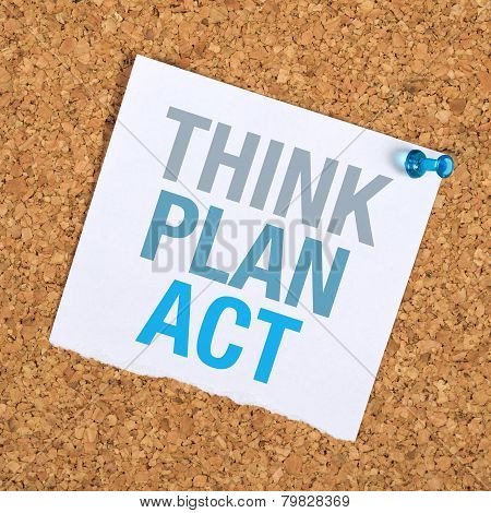 Think Plan Act
