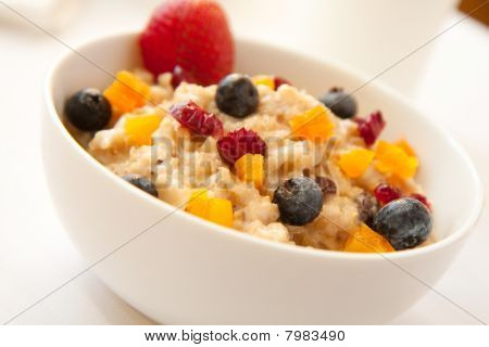 Hot Granola Cereal