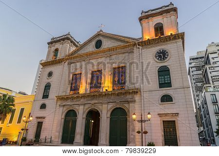 Macau Cathedral (The Historic Centre of Macau)