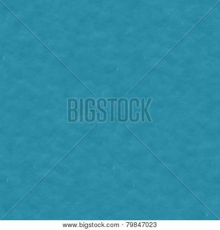 Abstract Blue Seamless Texture - Probably Of Water