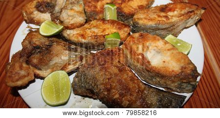Ordinary Fried Fish In Flour