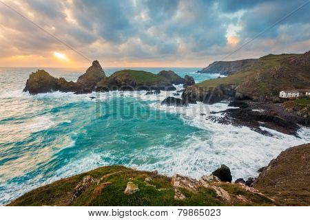 Kynance Cove Cornwall England