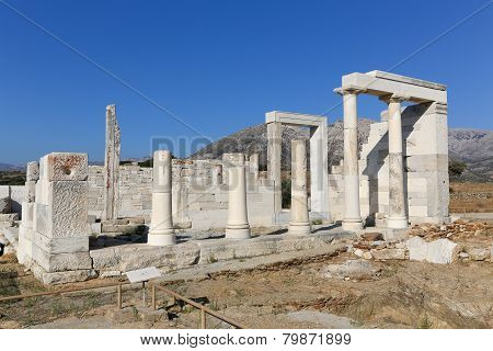 Demeter Naxos