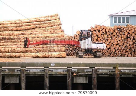 Log Exports