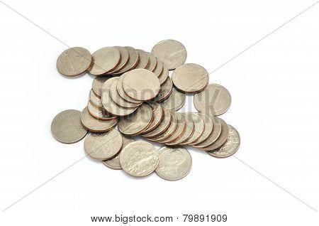 Thai Coins Baht