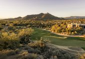 foto of land development  - Overview of Scottsdale Arizona - JPG