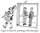 image of personality  - Businessman - JPG
