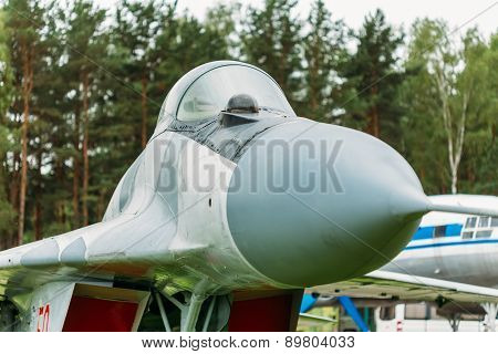 Russian Soviet multipurpose frontline fighter  fourth generation