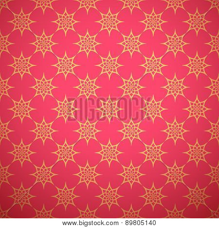 Eastern seamless pattern. Vector illustration for holiday design