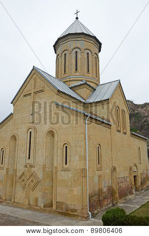 Church of St. George in the fortress Narikala. Tbilisi