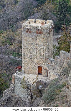 Narikala - Tbilisi defensive fortress. Watchtower