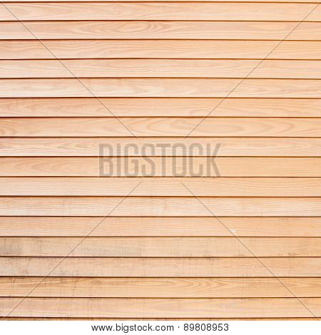 Big Brown Wood Plank Wall Texture Background
