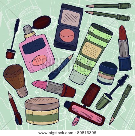 Make-up Products Collection
