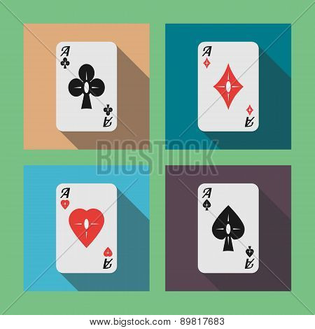 Aces 03 Flat