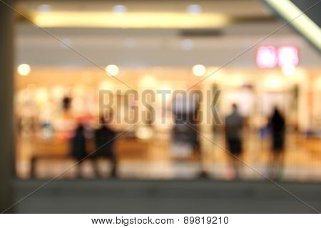 Blur Department Store