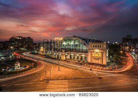 Hua Lamphong Railway