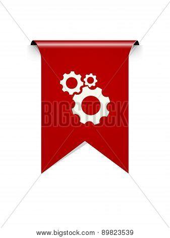 The Cogwheel Icon
