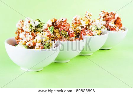 Colored Pop Corn