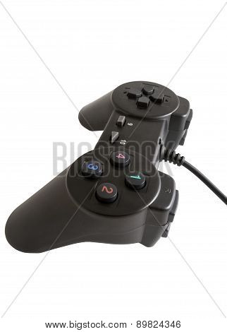 Black Gamepad