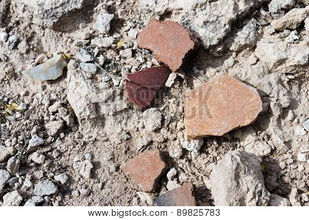 Ancient Pottery Remains