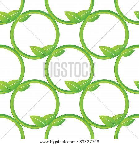 Net of stalks pattern