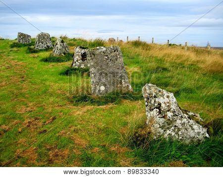 Achavanich Standing Stones (Scotland)