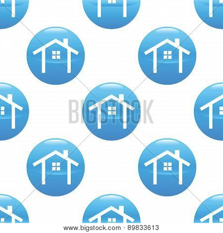 House contour sign pattern