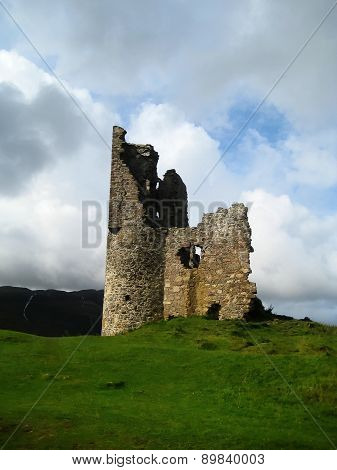 Ardvreck Castle (Scotland)