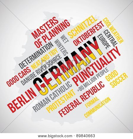 Germany Word Vector