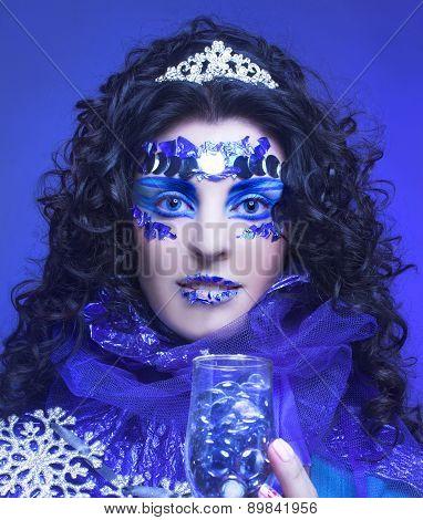 Ice queen.