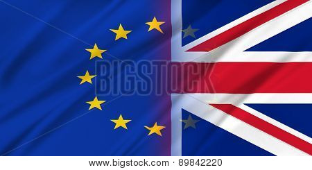 European Union And United Kingdom.