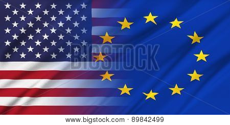 European Union And United States.