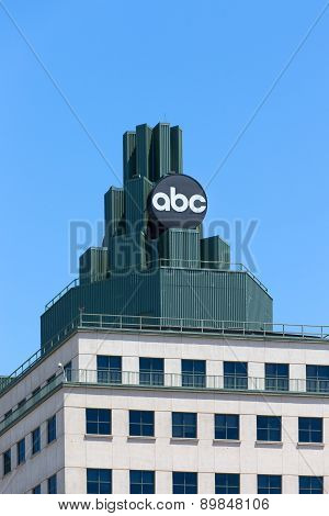 Abc Television Center In Los Angeles