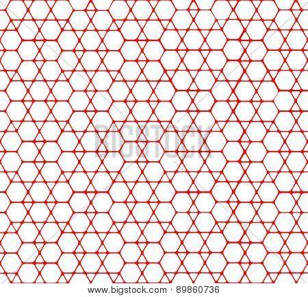 SEAMLESS GEOMETRIC PATTER / BACKGROUND DESIGN.